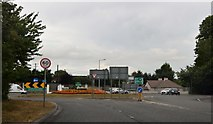 S4954 : Callan Road Roundabout, N76 by N Chadwick