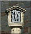 SK3616 : World War I memorial, St Helen's churchyard, Ashby-de-la-Zouch by Alan Murray-Rust
