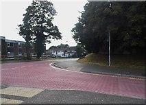 TQ3115 : Ockley Road at the junction of Keymer Road by David Howard
