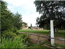 TQ3215 : Ditchling village green by David Howard