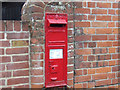TL8528 : Park Road Victorian Postbox by Adrian Cable