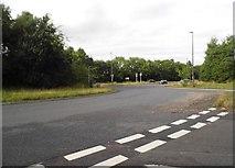 TQ2434 : Bewbush Manor Roundabout by David Howard