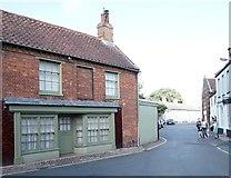 TG0738 : Albert Street, Holt, Norfolk by David Hallam-Jones