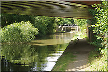 SP6165 : Buckby Locks, Grand Union Canal by Stephen McKay
