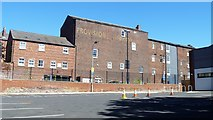 SE3220 : Cheapside warehouse [1] by Michael Dibb