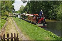 SP6165 : Grand Union Canal, Buckby Locks by Stephen McKay