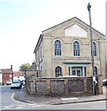 TG0738 : St John Hall, Holt, Norfolk by David Hallam-Jones