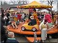 TQ8833 : Children's day at Tenterden Station by Patrick Roper