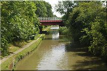 SP6165 : Grand Union Canal, near Long Buckby Wharf by Stephen McKay