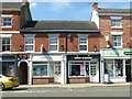 SK3516 : 27/29 Market Street, Ashby-de-la-Zouch by Alan Murray-Rust
