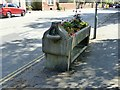 SK3516 : Horse trough and drinking fountain, Station Road, Ashby-de-la-Zouch by Alan Murray-Rust