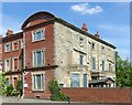 SK3516 : Royal Hotel, Station Road, Ashby-de-la-Zouch by Alan Murray-Rust
