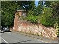SK3516 : Gazebo, Hill Street, Ashby-de-la-Zouch by Alan Murray-Rust