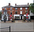SP2872 : Mike Vaughan Cycles shop in Kenilworth by Jaggery