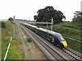SU2688 : Great Western Main Line near Compton Beauchamp by Gareth James