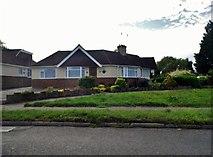 TQ3115 : Bungalow on Ockley Road, Keymer by David Howard