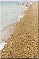 TV4898 : Seaford Beach by Stephen McKay