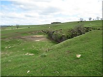 NY9569 : Keepwick Fell Quarry (East & disused) by Les Hull