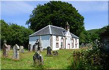 NR9984 : Kilmodan Church by Thomas Nugent