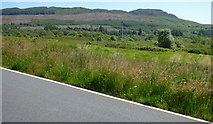 NS0281 : Moorland near Stronafian by Thomas Nugent