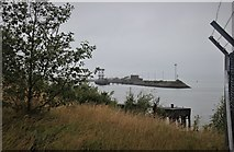 NS3075 : Great Harbour, Greenock by Alan Reid