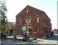 SK3516 : Ashby Baptist Church, Brook Street, Ashby-de-la-Zouch by Alan Murray-Rust