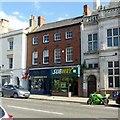SK3516 : 66 & 68 Market Street, Ashby-de-la-Zouch by Alan Murray-Rust