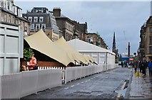 NT2473 : Book Festival in George Street, Edinburgh by Jim Barton