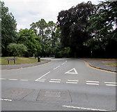 SP2871 : Barrowfield Lane, Kenilworth by Jaggery