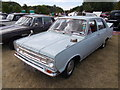 TF1207 : 1967 Vauxhall Victor at the Maxey Classic Car Show, August 2018 by Paul Bryan