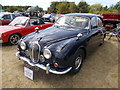TF1207 : 1968 Jaguar Mark 2 at the Maxey Classic Car Show, August 2018 by Paul Bryan