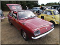 TF1207 : 1978 Vauxhall Chevette at the Maxey Classic Car Show, August 2018 by Paul Bryan