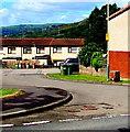 ST1989 : Rusty Royal Mail drop box in Graig-y-rhacca by Jaggery