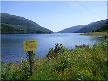 NS0583 : Loch Striven by Thomas Nugent