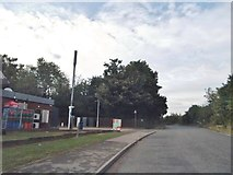 TQ2624 : London Road by Wykehurst Park by David Howard