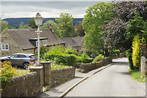 SK2572 : Bar Road, Baslow by Stephen McKay