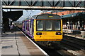SE5703 : Pacer train at Doncaster by David Robinson