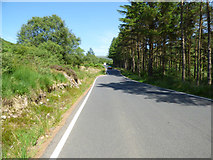 NS0682 : The B836 road by Thomas Nugent