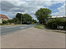 TM2850 : A1152 Wilford Bridge Road, Melton by Adrian Cable