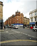 NS5566 : Dumbarton Road by Richard Sutcliffe