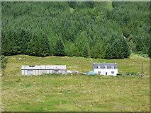 NS0883 : Glenlean Farm by Thomas Nugent