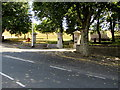 SX4754 : An entrance to Millbay Park, Plymouth by Jaggery
