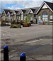 ST1888 : Junior School part of Ty'n-Y-Wern Primary School, Trethomas by Jaggery