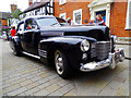 SU0682 : Cadillac, High Street, Royal Wootton Bassett by Brian Robert Marshall