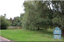 SU9122 : Benbow Pond, Midhurst by David Howard