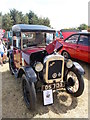 TF1207 : 1929 Austin 7 at the Maxey Classic Car Show, August 2018 by Paul Bryan