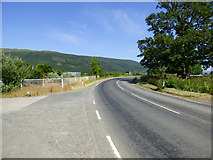 NS1482 : The B836 road by Thomas Nugent