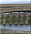 NT9952 : Two bridges across the River Tweed by Mat Fascione