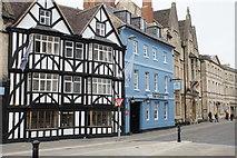 SP0202 : Buildings on Market Place by Bill Boaden