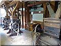 SZ4186 : Calbourne Water Mill - roller plant by Chris Allen